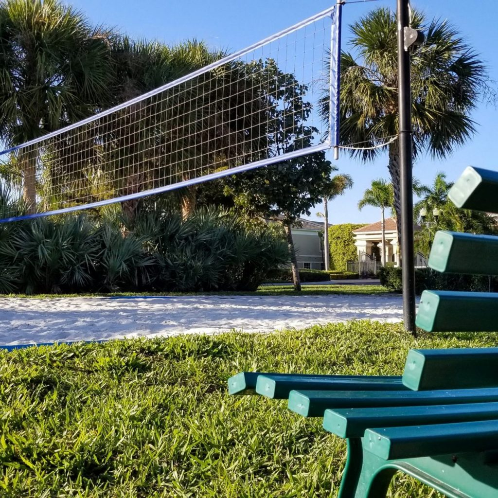 Volleyball Chair 1